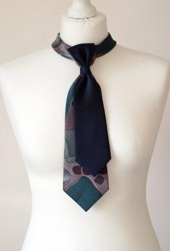 Minimal Design Double Necktie