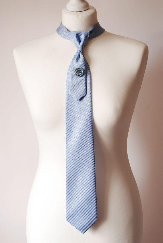 Baby Blue Necktie