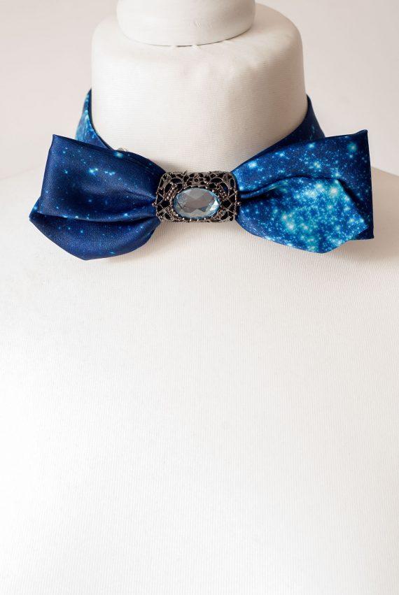 Midnight Blue Bow Tie