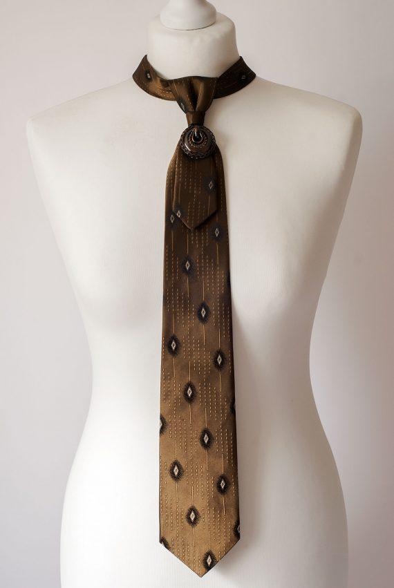 Bronze Necktie