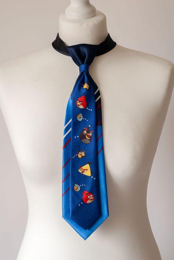Angry Birds Necktie