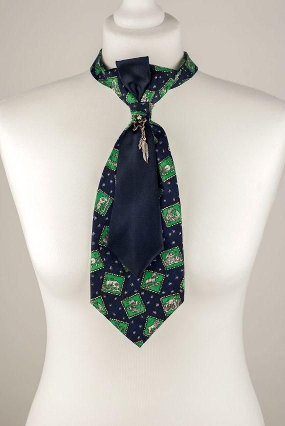 Zodiac Symbol Necktie