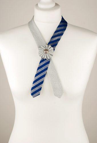 Glitzy Cross Tie