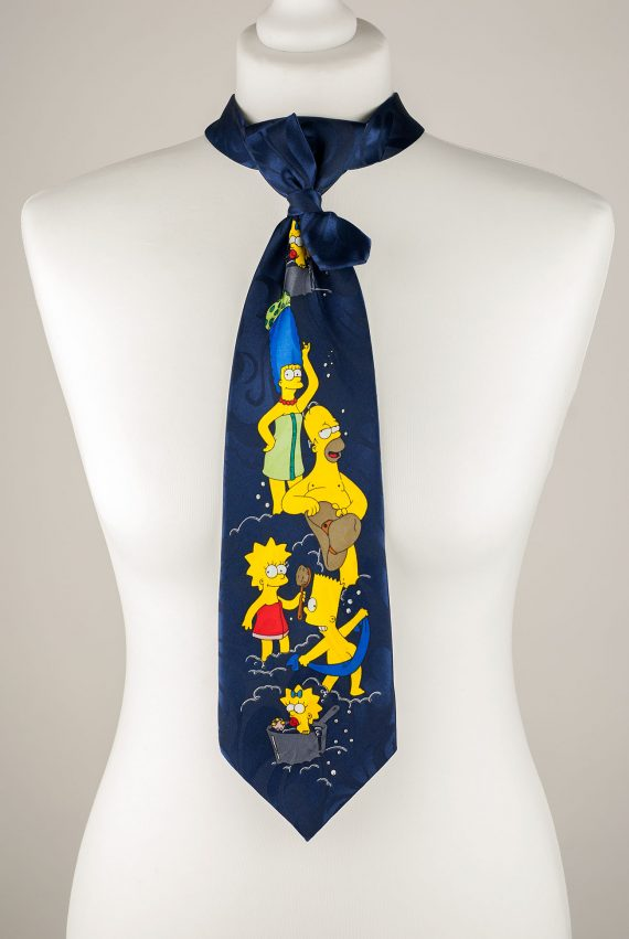 Simpsons Necktie
