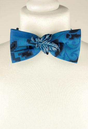 Leaf Brooch Bow Tie