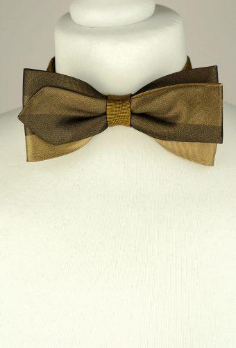 Gold Colour Bow Tie