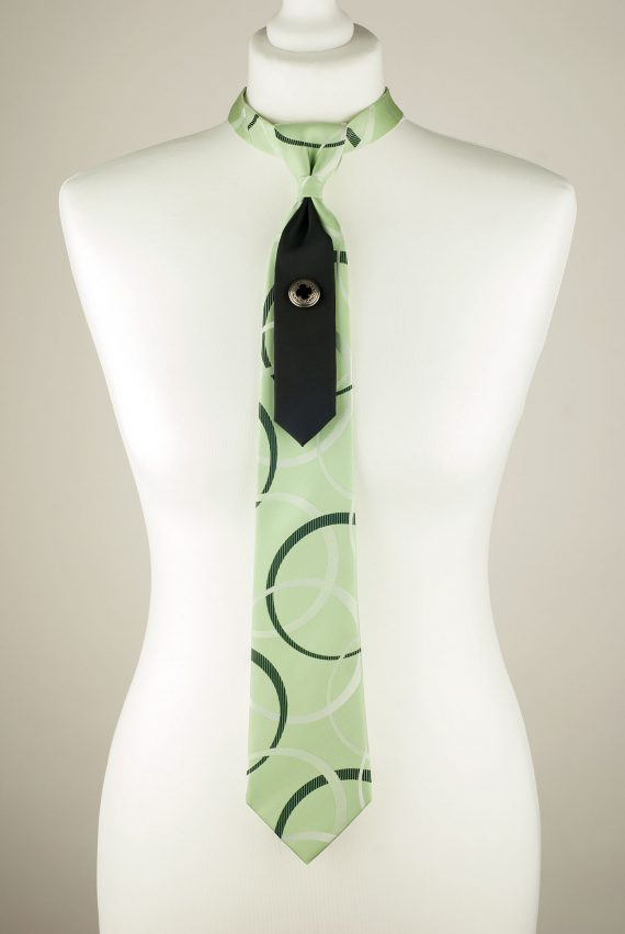 Light Lime Green Necktie