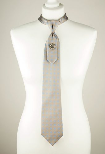 Light Grey Necktie