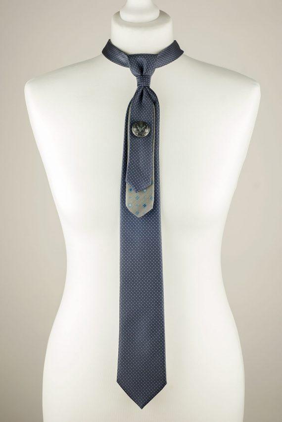 Micro Dot Necktie