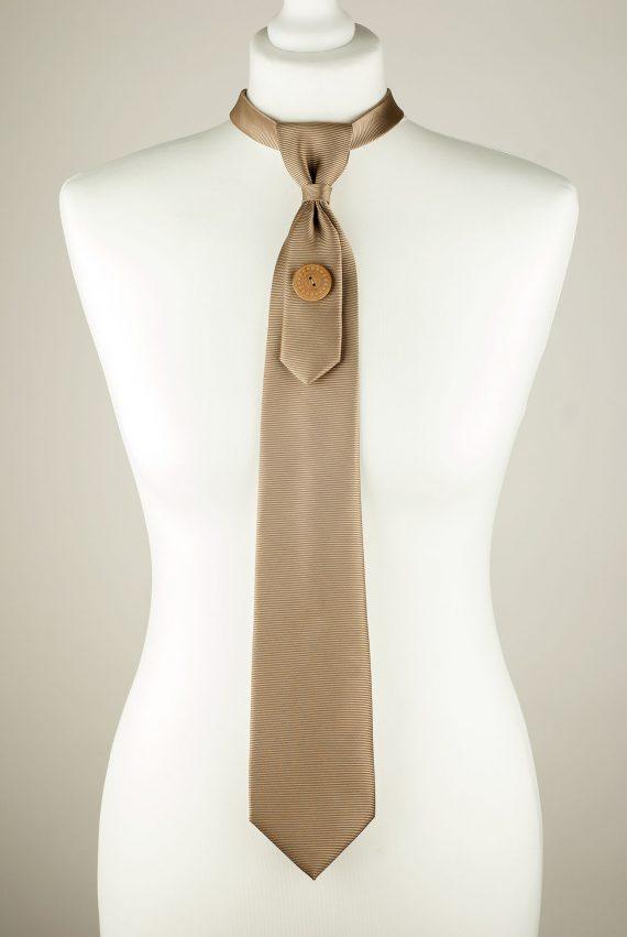 Beige Necktie