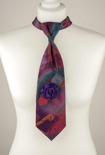 Painterly Style Necktie