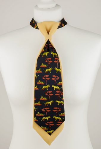 Tiger Necktie