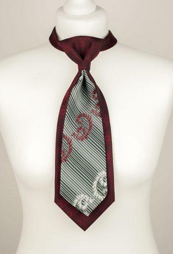 Stylised Paisley Necktie