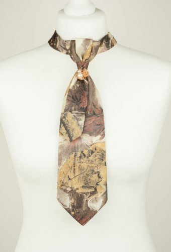 Earthy Colours Necktie