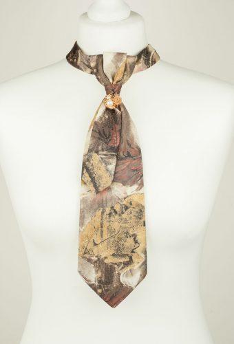 Earthy Colours Necktie