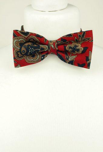 Sarasa Floral Bow Tie