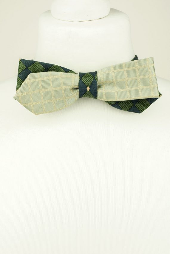 Moss Green Bow Tie