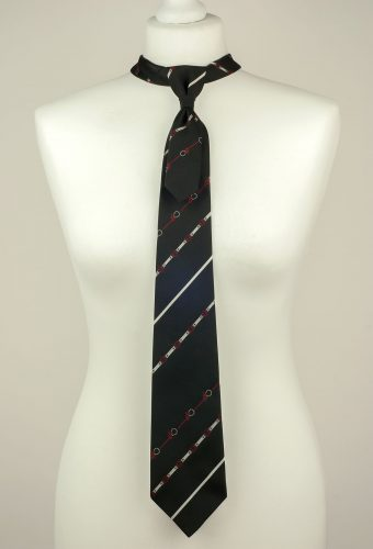 Black Men's Necktie
