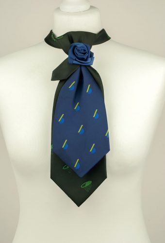 Ladies Double Necktie