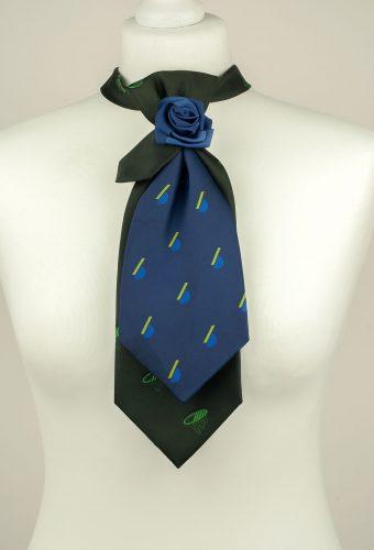 Ladies Double Necktie