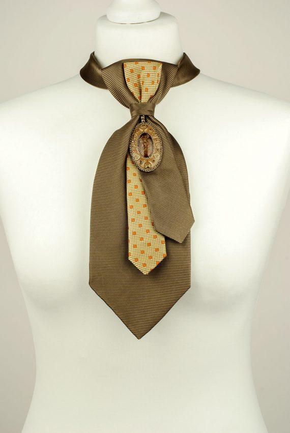 Cocoa Colour Necktie