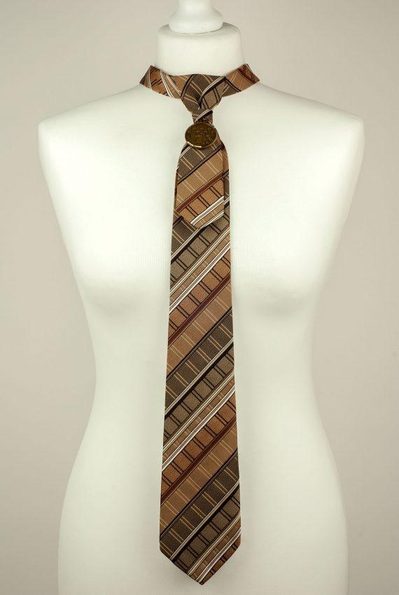 Brown Men's Necktie