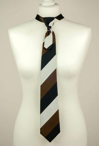 Striped Men's Necktie