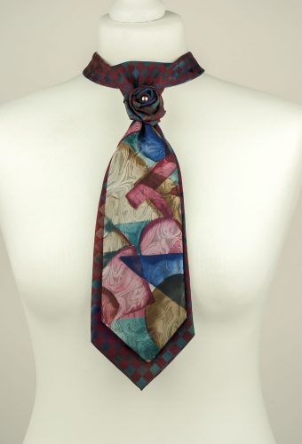 Abstract Pattern Necktie