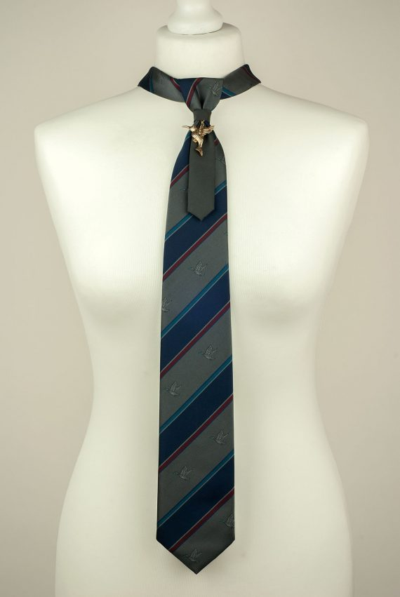 Duck Pattern Men's Necktie
