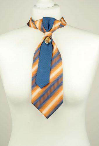 Silk Striped Necktie