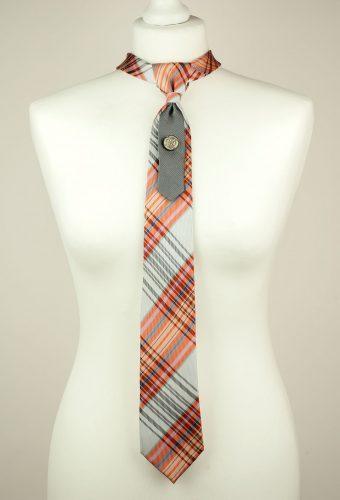 Striped Regular Length Necktie