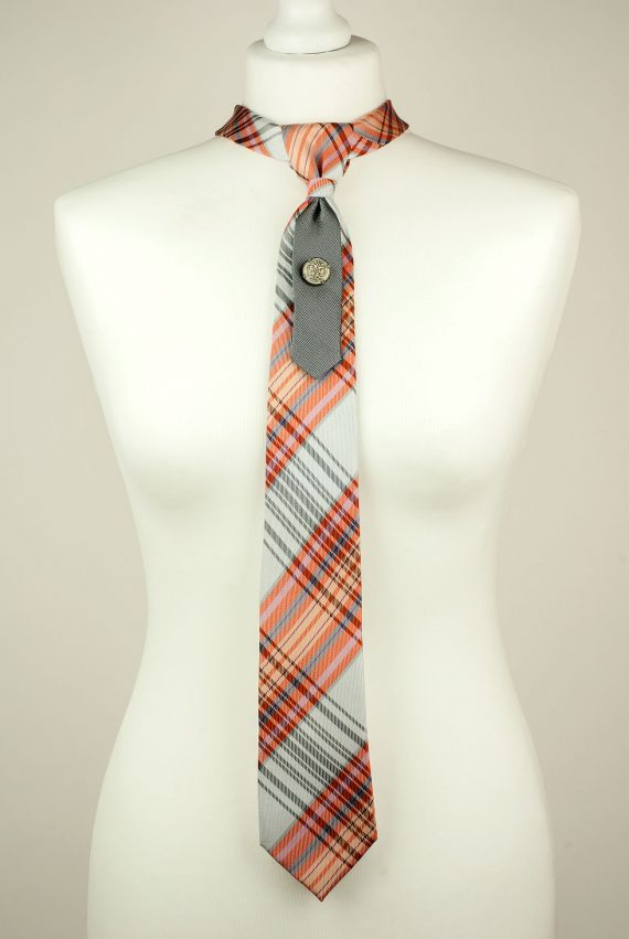 Striped Regular Length Necktie