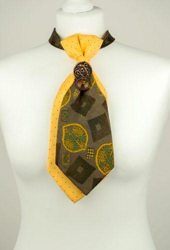 Ladies Silk Necktie