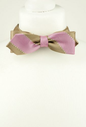 Two Colour Bow Tie
