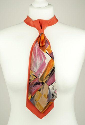 Apricot Colour Necktie