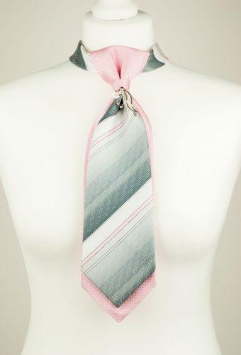 Baby Pink Necktie