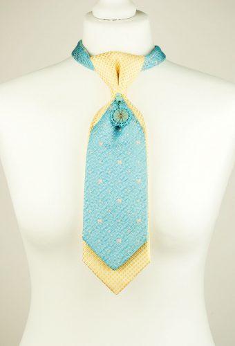 Pale Sky Blue Necktie