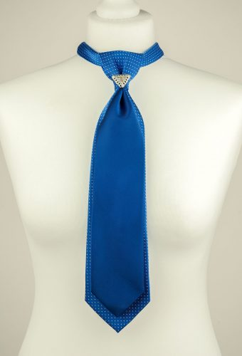 Royal Blue Double Necktie