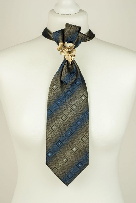 Elegant Ladies Necktie
