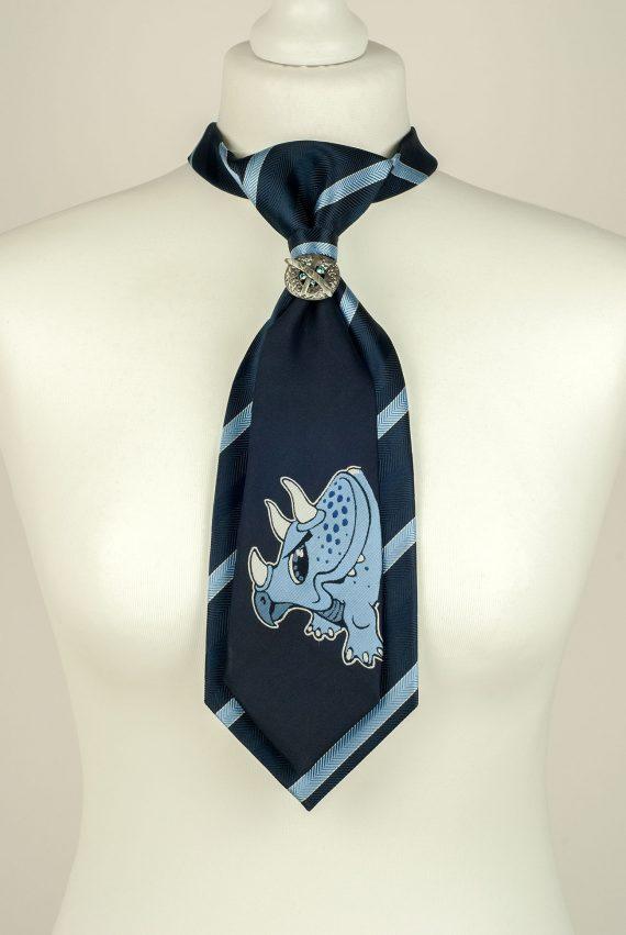Rhino Necktie