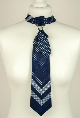 Graphic Print Necktie