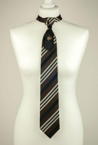 Striped Gents Necktie