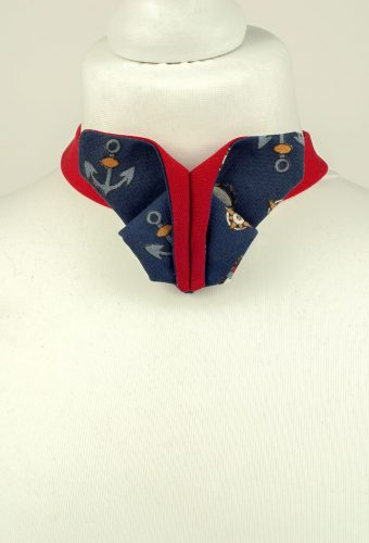 Nautical Origami Bow Tie