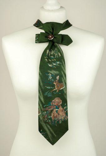 Hunting Theme Necktie