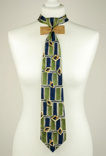 Abstract Pattern Gents Necktie