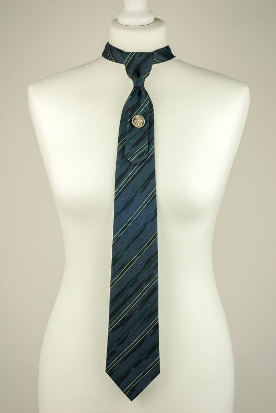 Denim Colour Necktie