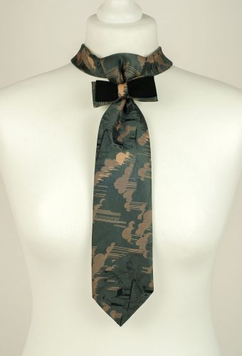 Cloud Pattern Necktie