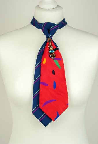 Vibrant Colour Necktie