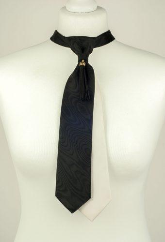 Double Tassel Necktie
