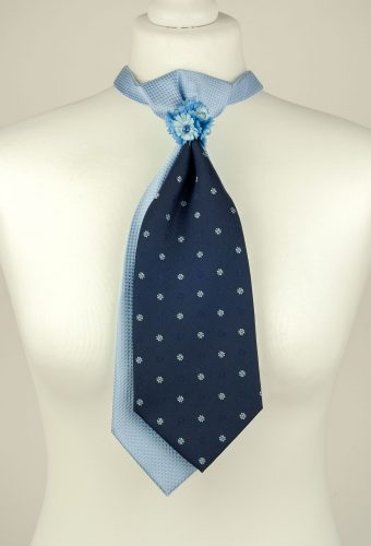 Floral Print Necktie